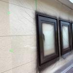 窓サッシ塗装