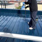 屋根塗装2