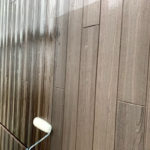 外壁クリヤ塗装